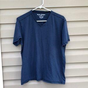 Micheal Brandon short sleeve V- neck tee shirt